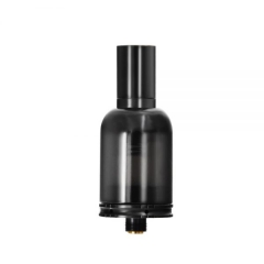 Mr.Bald II Black Dry Herb Vaporizer With Ceramic Coil